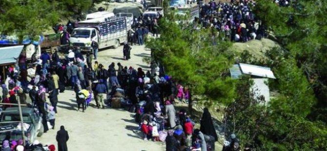 Yamadi Kampı Tahliye Ediliyor