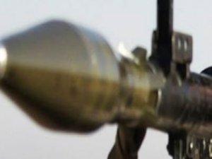 Cizre'de Roketatarlı Saldırı: 5 Yaralı