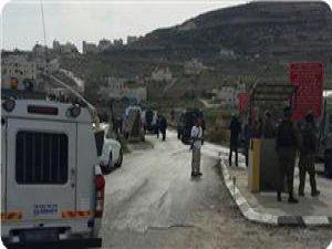 Beit El Kontrol Noktasına Açılan Ateşle 3 İşgal Askeri Yaralandı