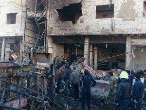 Şam'da Canlı Bomba Saldırısı: 45 Ölü