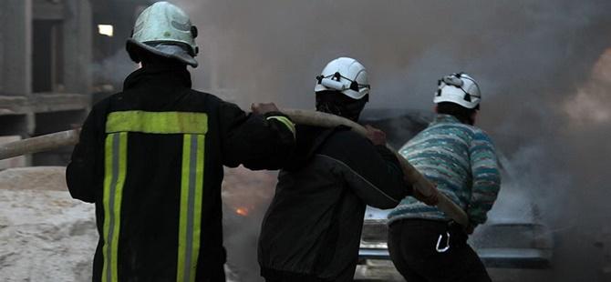 Rusya ve Esed Güçleri Halep-Türkiye Bağlantısına Saldırıyor!