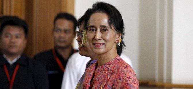 Myanmar'da Yeni Meclis Açıldı