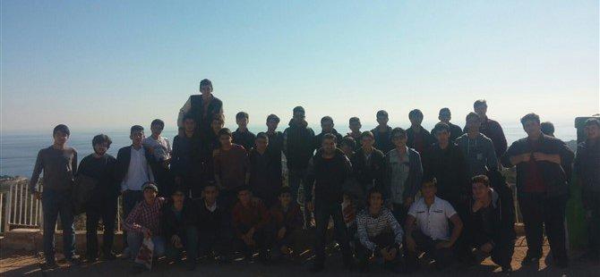 Özgür-Der Liseli Grubu Kampta Buluştu