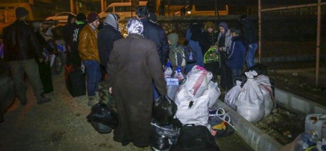 Bayır Bucak'ta 28 Köy Düştü: Göç Dalgası Sürüyor
