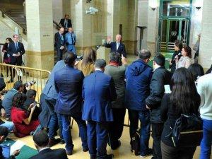 Mistura: Tutukluların Serbest Bırakılması Talebi Meşru Bir Talep