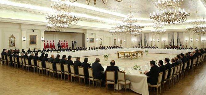 STK Temsilcileri Başbakan ile Ne Konuştular?