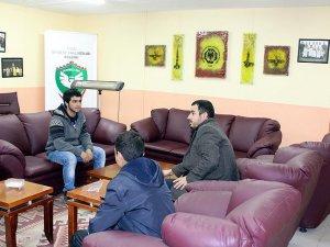 Amed Sportif Faaliyetler Tesisinde Arama