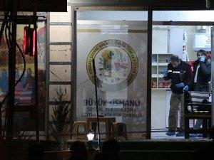 Eyüp'te Büyük Osmanlı Derneğine Silahlı Saldırı