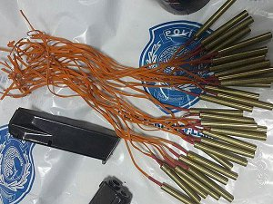 Cizre'de Bomba Düzeneği Ele Geçirildi