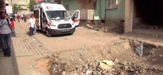 Beklenen Ambulansa Hendek Engeli
