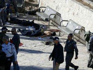 Kudüs'teki Feda Eyleminde Filistinli Üç Genç Şehit Oldu