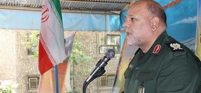 İran'ın Bir Generali Daha Suriye'de Öldürüldü