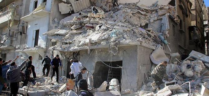 Rusya, Suriye'de 3 Çocuğu Daha Katletti!