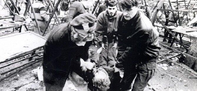 Markale Katliamının Yaraları Hala Taze