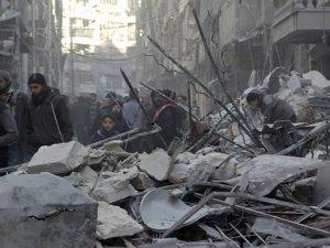 BM: Halep'teki Durum Endişe Verici