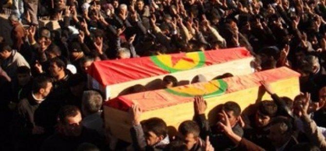 PKK Yöneticisini Tabuta Koyup Kaçırmak İstediler