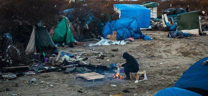"""""""Fransa'daki Sığınmacıların Durumu Endişe Verici"""""""