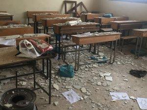 Rus Saldırıları Halep'te Okulları Hedef Alıyor!