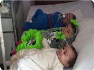 Lübnan'da Bir Hastane Filistinli 3 Bebeği Rehin Aldı