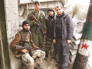 """""""Havadan Rusya Bombalıyor, Karadan PYD/PKK Saldırıyor"""""""