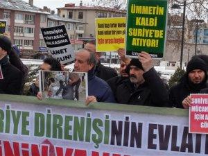Sivas Özgür-Der: Suriye'de Bıçağın Kemiğe Dayandığı Noktadayız