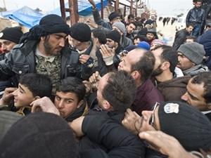 Muhaberat, Mültecileri Türkiye'ye Karşı Kışkırtıyor!