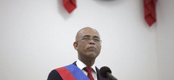 Haiti'de Geçici Hükümet Kuruluyor
