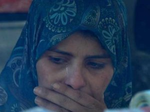 Suriyeli Bebek Açlık ve Soğuktan Öldü