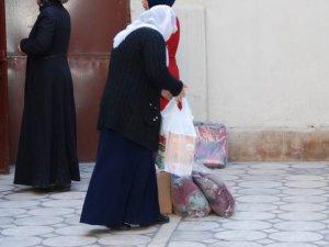 İslami STK'ların Sur Mağdurlarına Yardımları Sürüyor