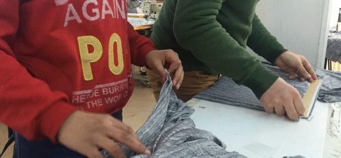 Suriyeli Çocuk İşçi: Ders Zordu Ama İş Kadar Değil
