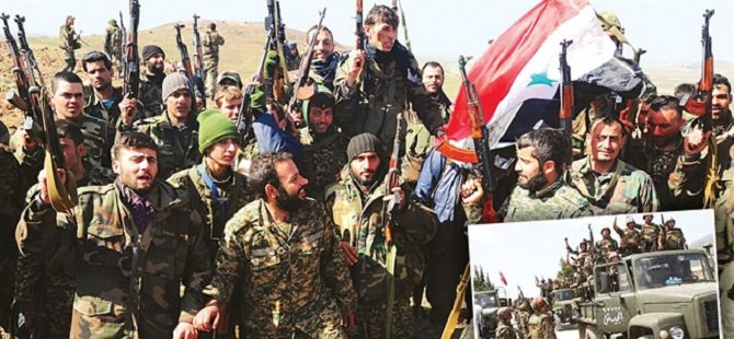 Esed Rejimi Yeni Bir Katliam Timi Oluşturdu
