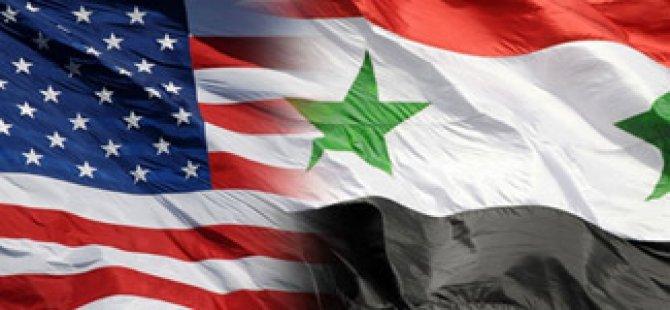 ABD'nin 'B Planı' Suriye'yi Bölmek mi?