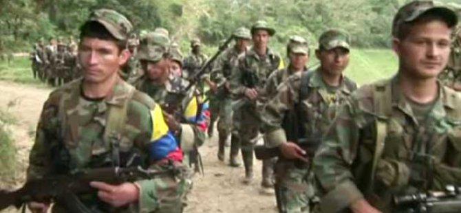 Kolombiya FARC ile Anlaşmayı Referanduma Götürüyor