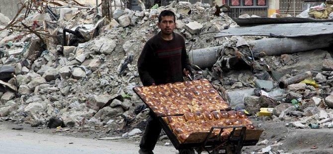 Batı'dan BM'ye Çağrı: Suriye'ye Havadan Yardım Yapılsın