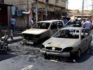 Kerkük'te Canlı Bomba Saldırısı: 2 Polis Hayatını Kaybetti