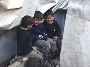 Halep'in Çocukları ve Umut (FOTO)