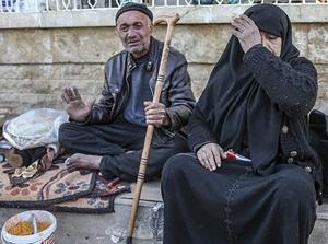 Azez'de Suriyeli Aileler Soğuk ve Hastalıkla Mücadele Ediyor!