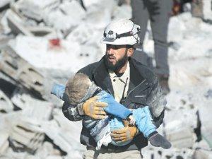 Rusya: 1 Mart'a Kadar Katliamlarıma Müsaade Edin!