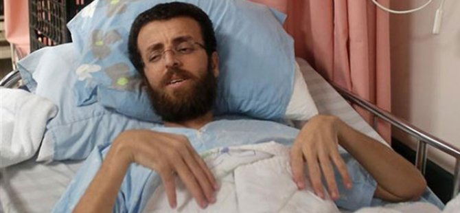 Açlık Grevindeki Gazeteci Kayk'ın Sağlık Durumu Kötü