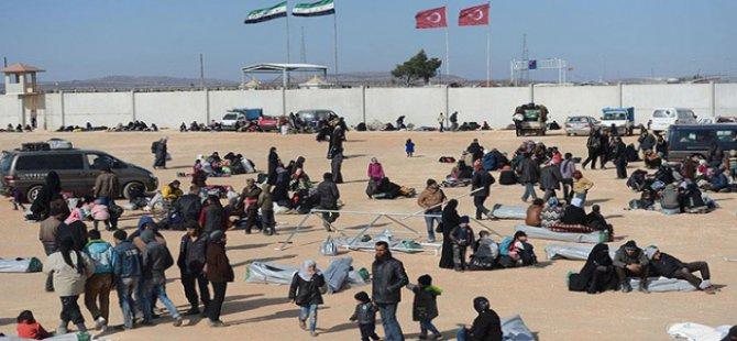 """BM: """"Halep'te 51 Bin Kişi Yerinden Edildi"""""""
