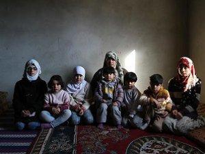 Suriye'de Savaşın Altüst Ettiği Hayatlar (FOTO)