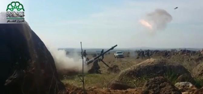Halep'te Fetih Ordusundan Esed Güçlerine Ağır Darbe