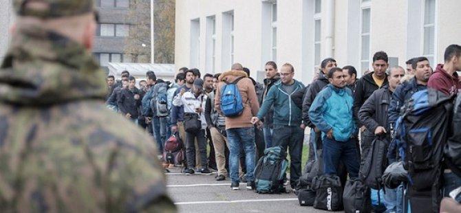 Mülteciler Finlandiya'yı Terkediyor