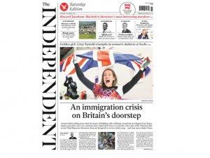 The Independent Kağıt Baskıdan Vazgeçiyor!