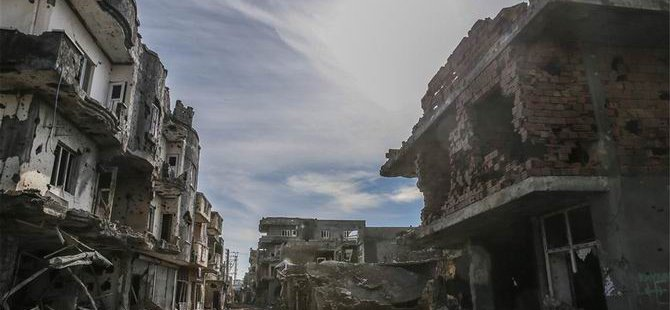 Cizre ve İdil'de Bazı Mahalleler Riskli Alan İlan Edildi