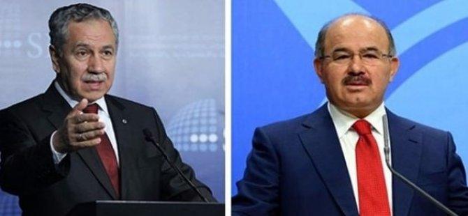 AK Parti'den Arınç ve Çelik İçin Karar