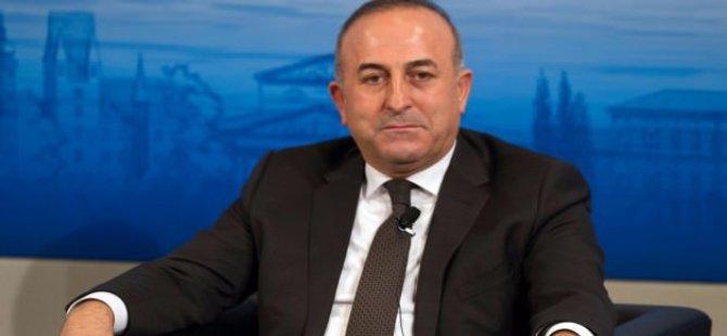Çavuşoğlu: Suriye'de Kara Operasyonu Lazım
