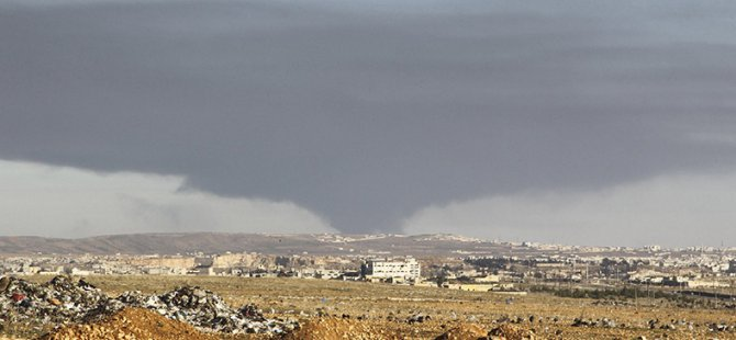 Rejim Halep'in Kuzeyinde İlerliyor