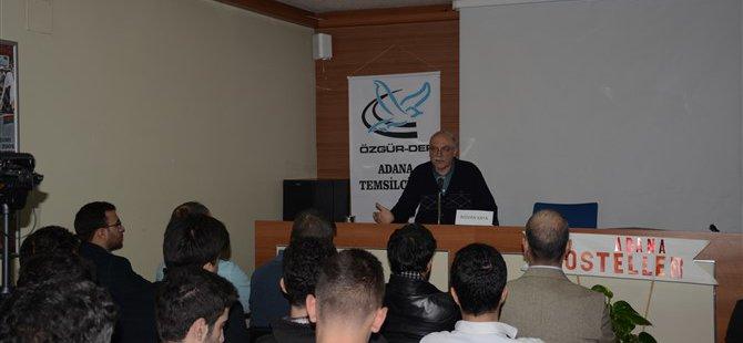 """""""İslam Dünyasındaki Gelişmeler ve Temel Sorumluluklarımız"""""""