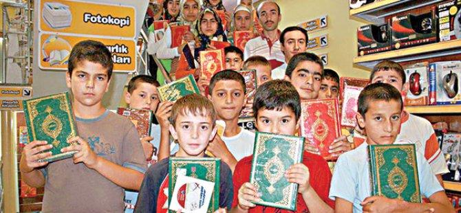Kur'an Öğrenmek İsteyenlerin Sayısı 3 Kat Arttı